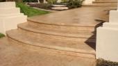 escalier béton modèle sherbrooke estrie